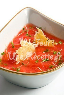 Photo de la recette Gaspacho