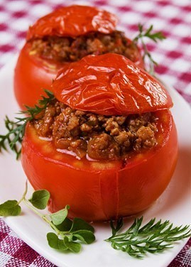 Photo de la recette Tomates farcies